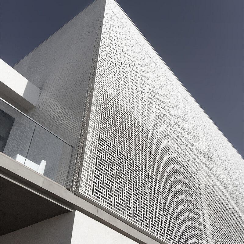 【铝单板幕墙】预埋件和龙骨的施工方式