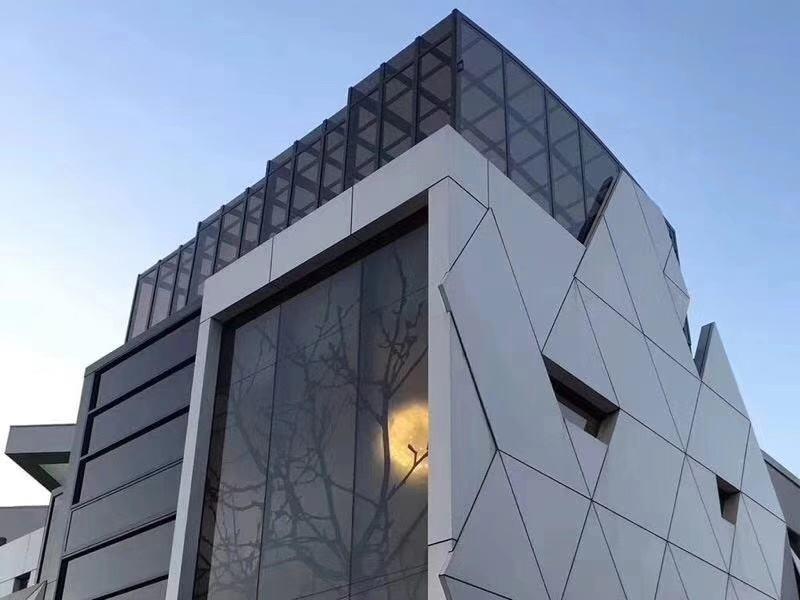 幕墙铝单板的折边规范和要求
