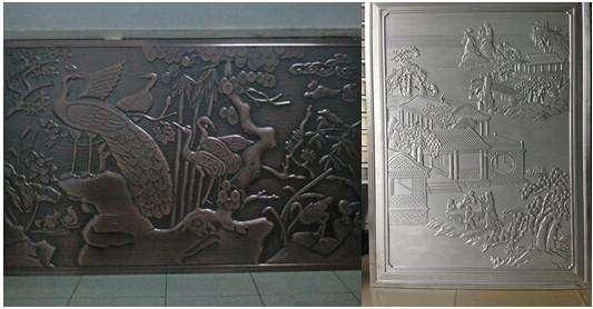 扬州浮雕铝单板定制批发