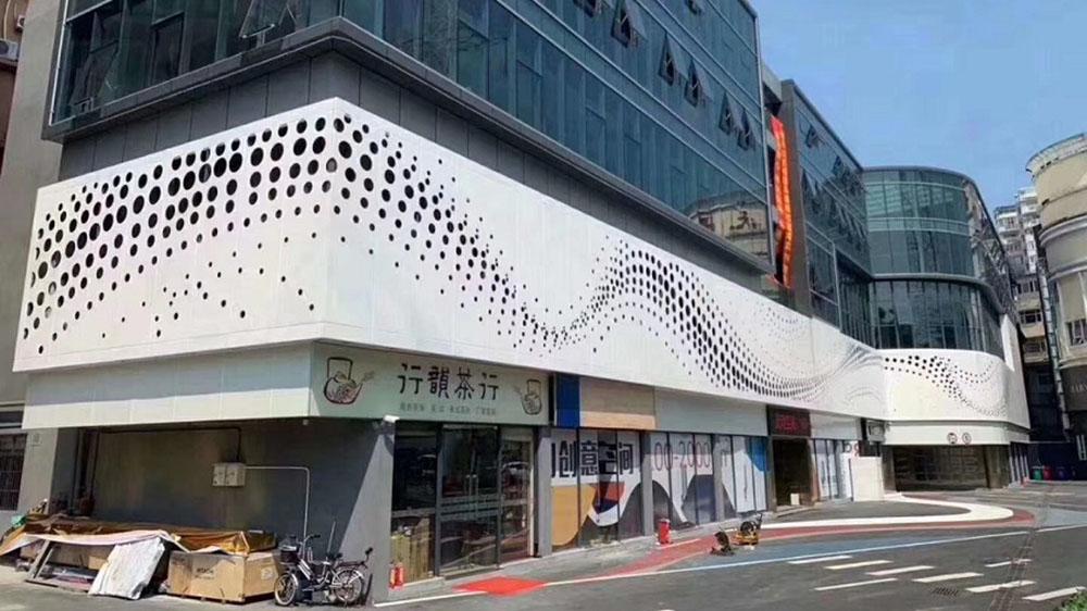 【外幕墙铝单板】外幕墙方案建议之首选
