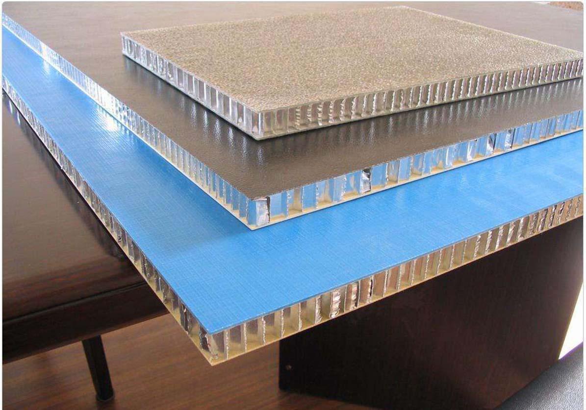 复合蜂窝铝板